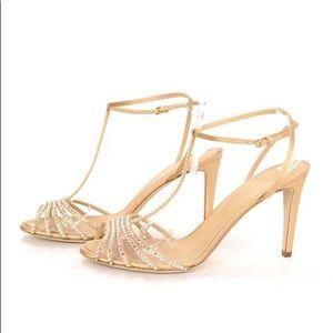 💎 Sergio Rossi Crystal sandals